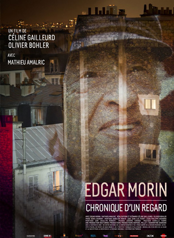 Edgar Morin - chronique d'un regard